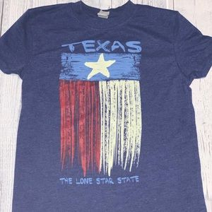5 for $25 Cotton Heritage Texas short sleeve